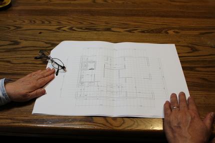 K邸設計図